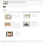 My Favorite Art Place Gallery