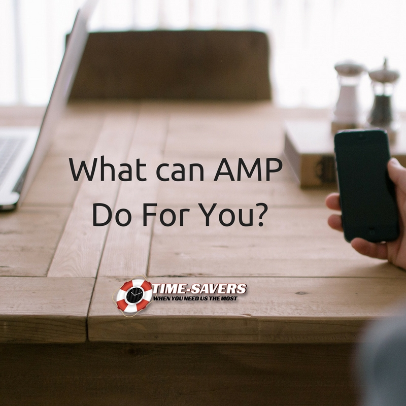 what can amp do for you