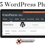 Top 5 WordPress Plugins You Must Have On Your Website