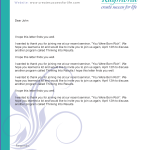 Create Success For Life Letterhead